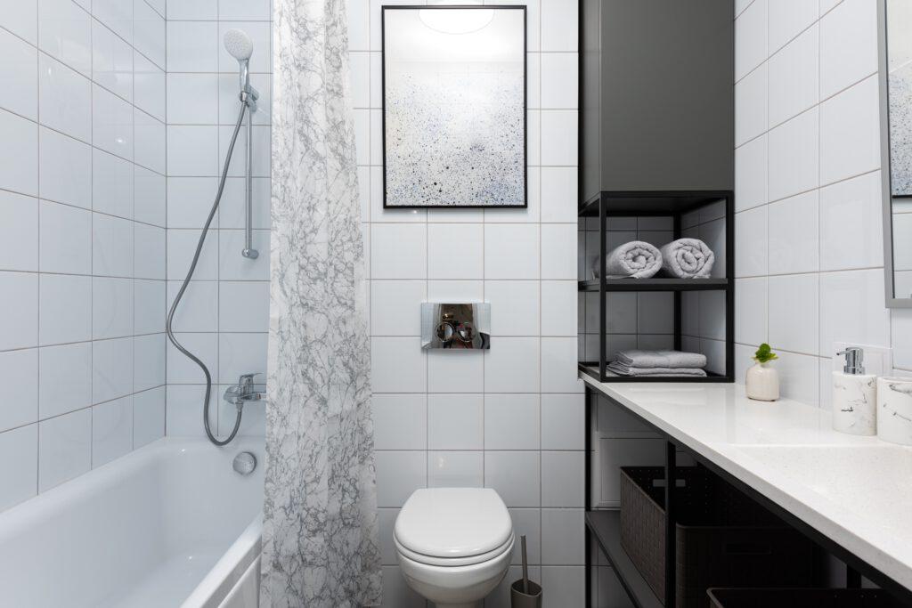 lekkage badkamer